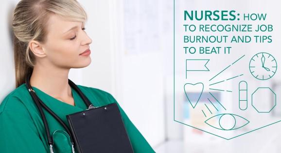 Nurse burnout symptoms